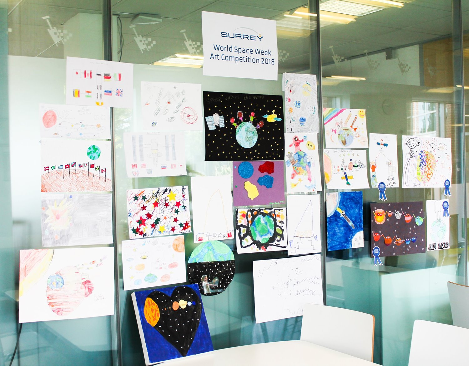 World Space Week Art Competition 2018
