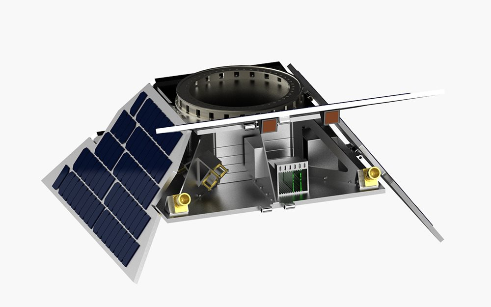 Faraday Mission Platform: Credit SSTL