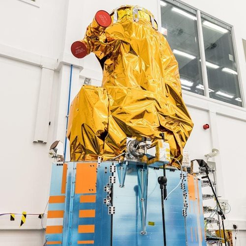 SSTL and 21AT announce new Earth Observation data contract