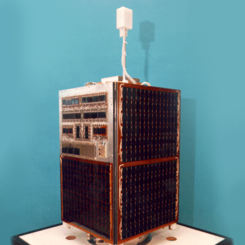 UoSAT-5: Launched 1991