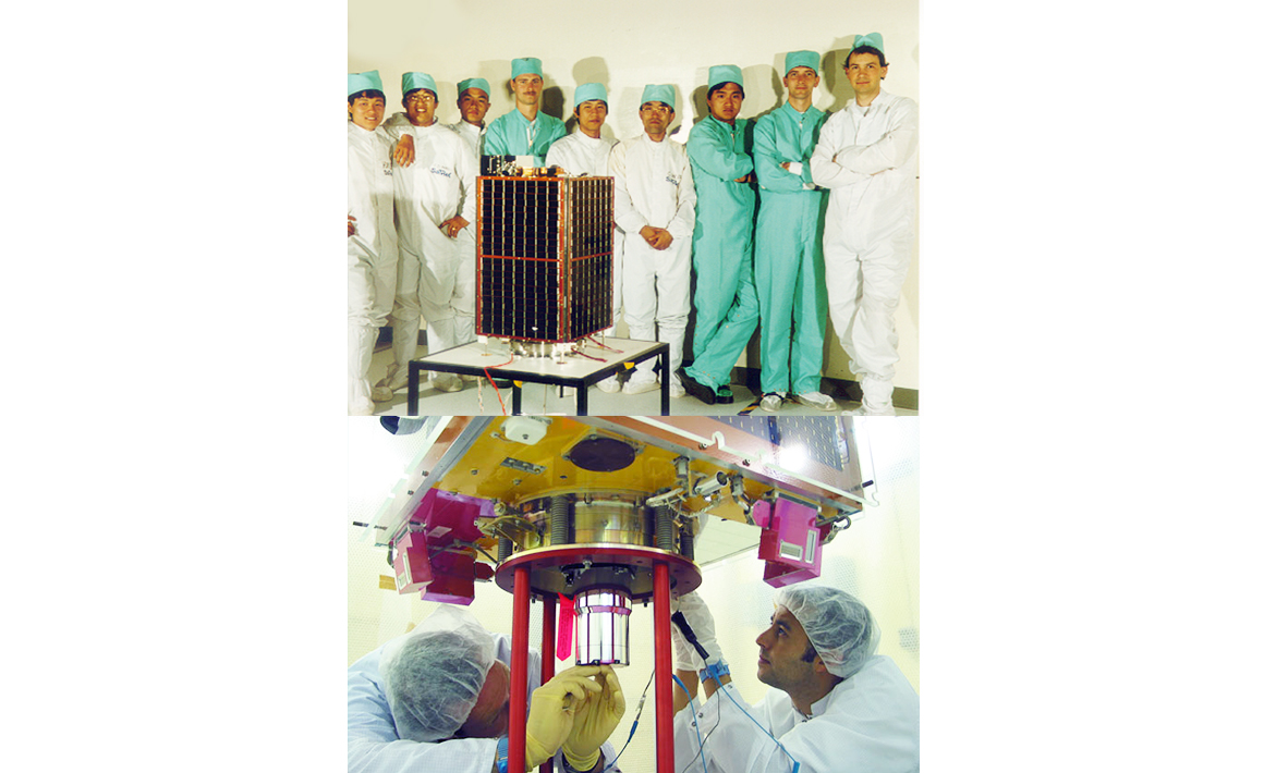 First satellites for the nations of South Korea (1992), Portugal (1993), Chile (1995), Algeria (2002) and Nigeria (2003)