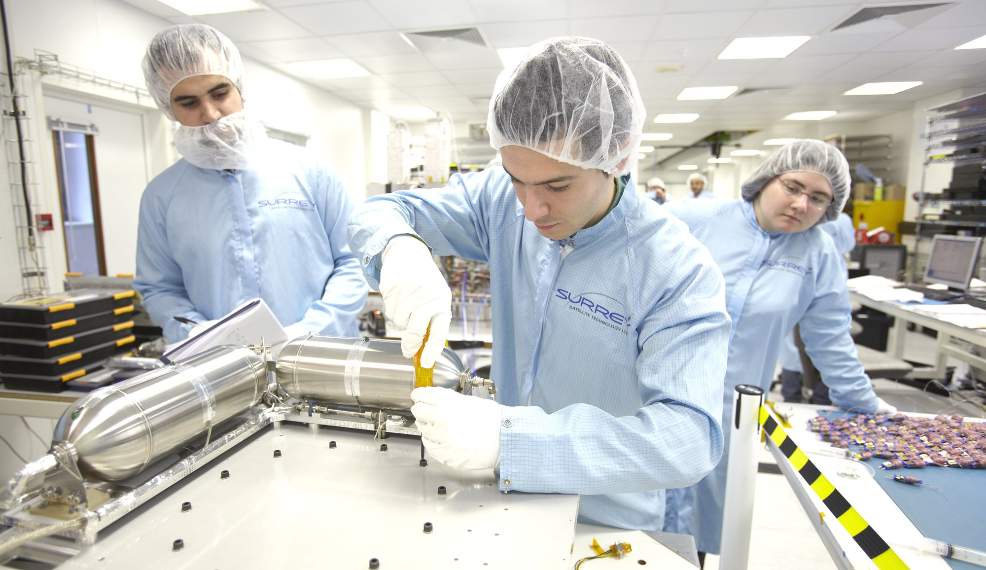 Satellite Manufacture