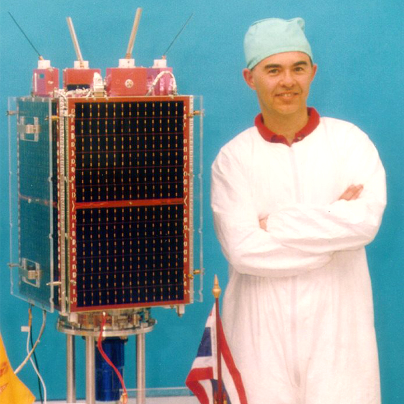 Thai-Paht (TMSat): Launched 1998