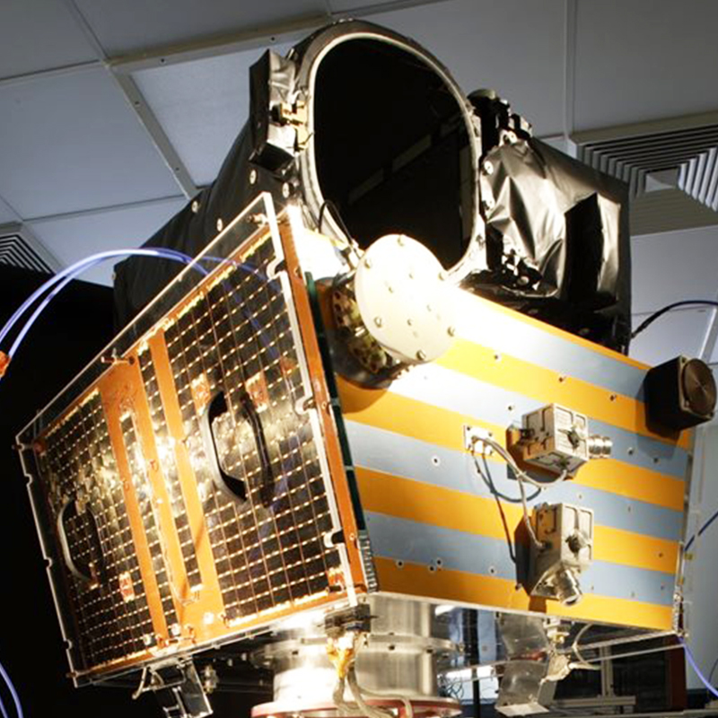 TopSat: Launched 2005