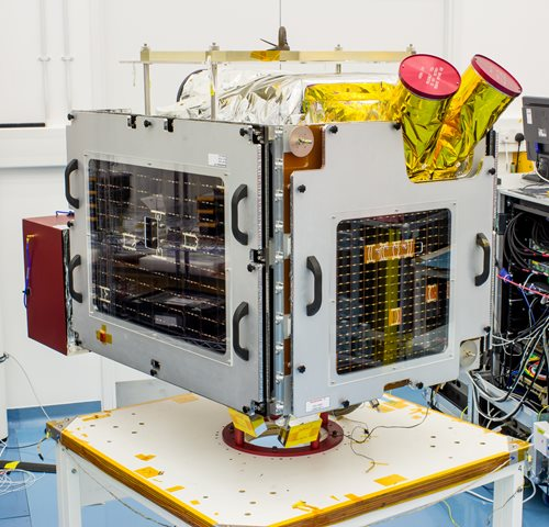 SSTL announces successful launch of KazEOSat-2