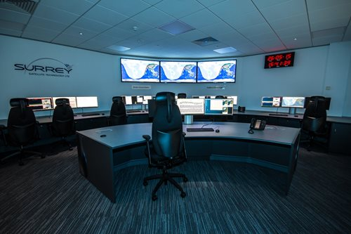 SSTL's new Spacecraft Operations Centre