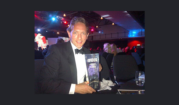 SSTL wins Best Aerospace and Defence Company
