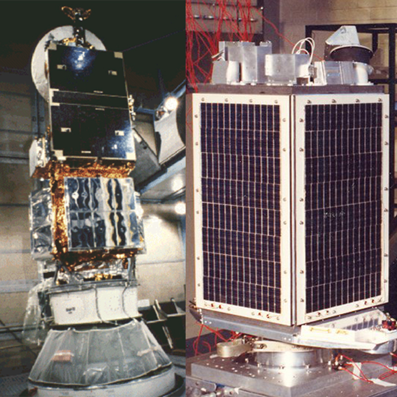 UoSAT-2: Launched 1984