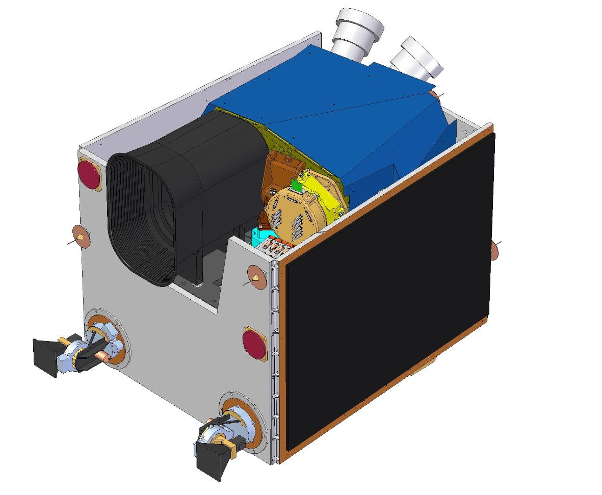 SSTL kicks off small satellite for Kazakhstan