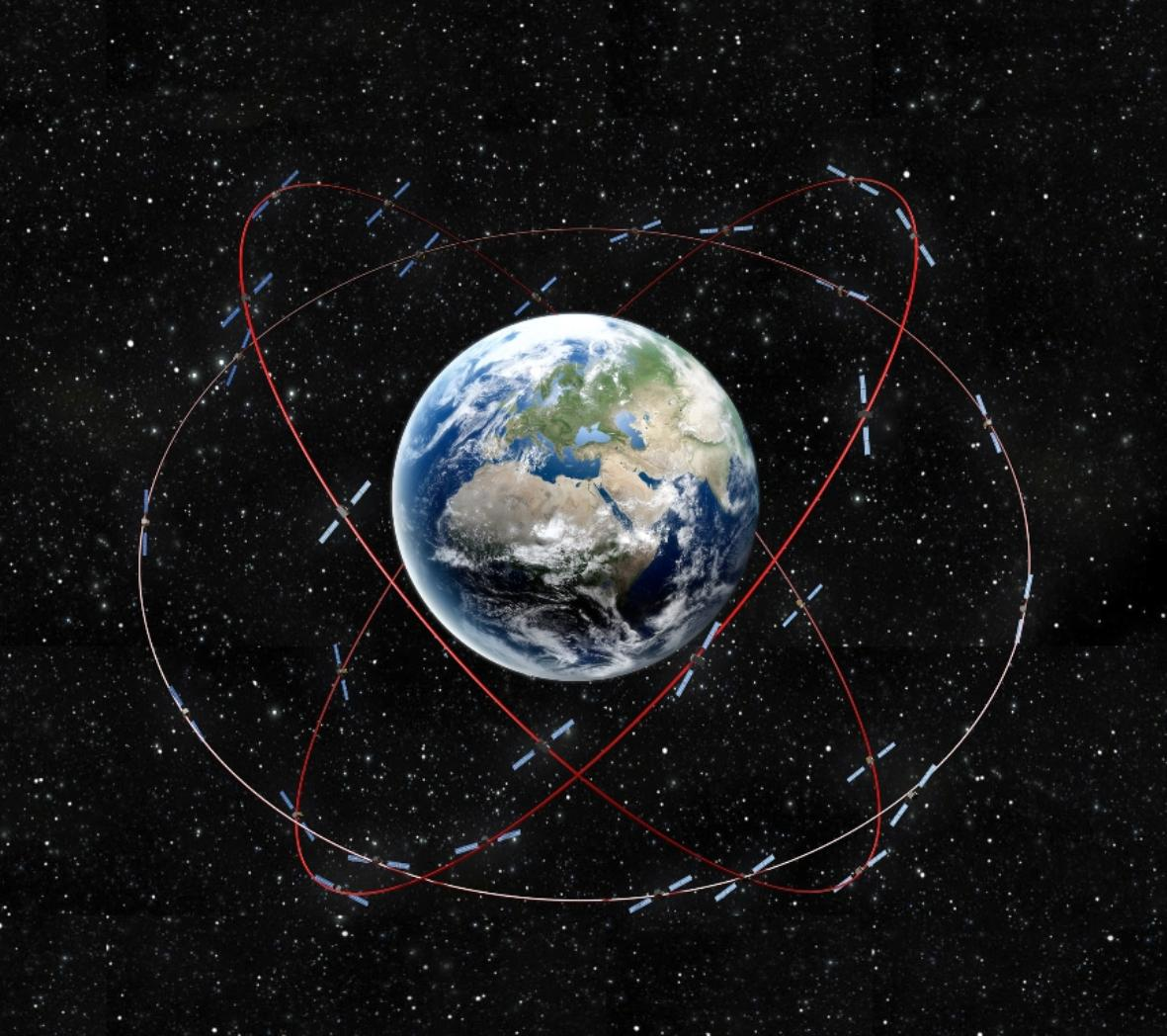 British company SSTL wins key role in Europe's Galileo programme