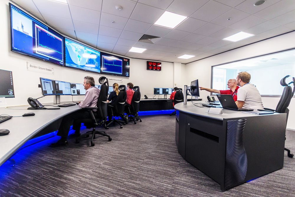 Spacecraft Operations Centre