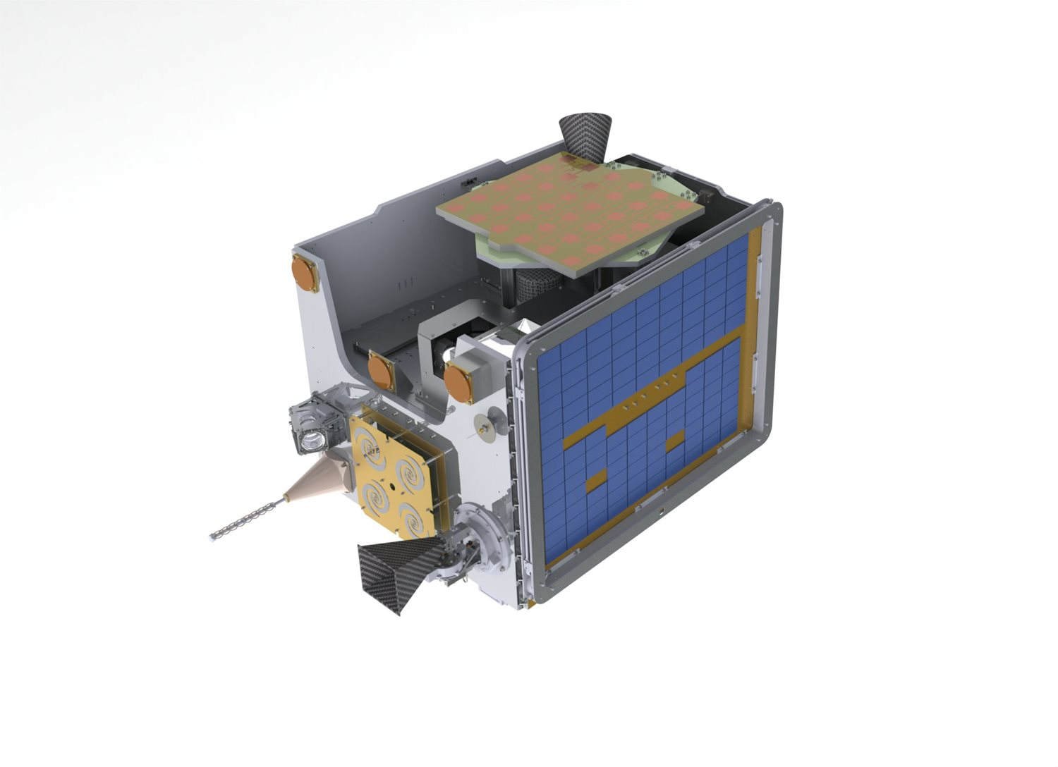 SSTL announces the successful launch of TechDemoSat-1