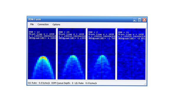 SSTL measures ocean winds & waves using GNS reflectometry