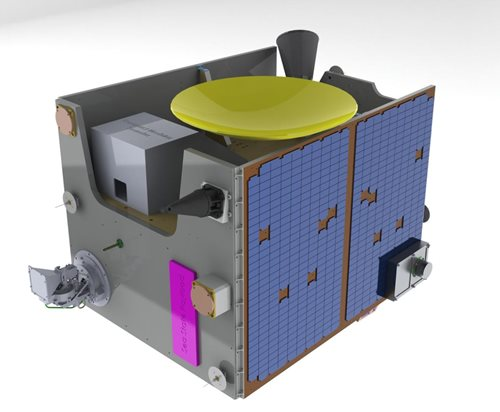 SSTL's TechDemoSat-1 to demonstrate UK innovation in space