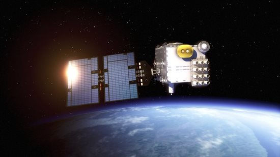 FORMOSAT-7 weather monitoring spacecraft