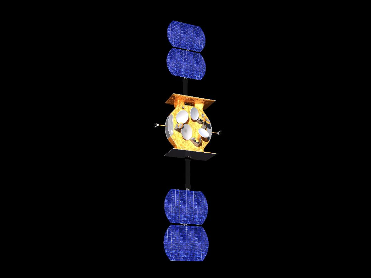 "SSTL and Dutch Space level geostationary market with ""piggy back"" platform"