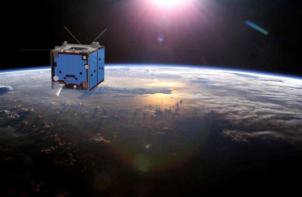 SSTL tests TechDemoSat-1 plasma population payload